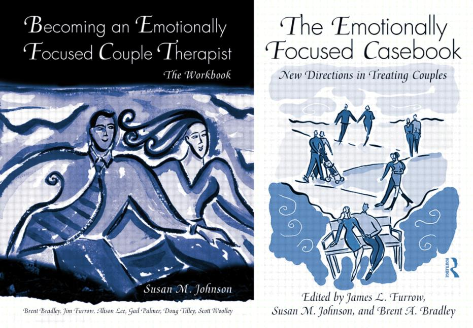 The Emotionally Focused Therapist Training Set book cover