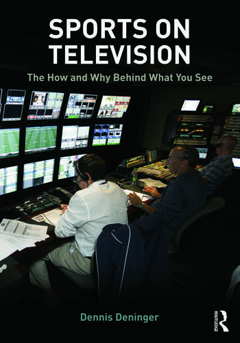 Sports on Television The How and Why Behind What You See book cover