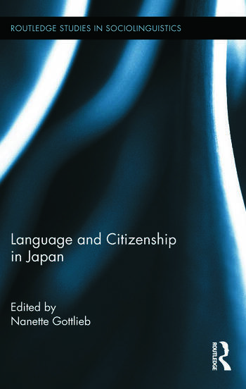 Language and Citizenship in Japan book cover