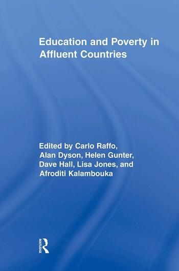 Education and Poverty in Affluent Countries book cover