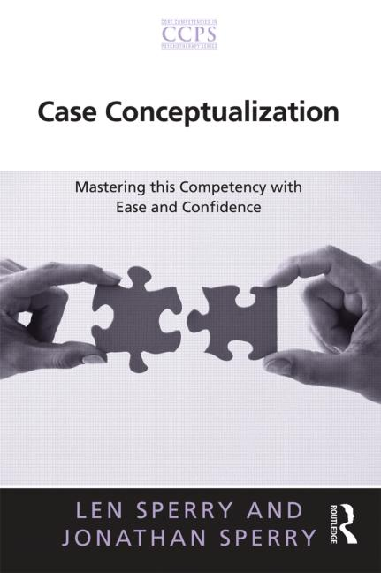 Case Conceptualization Mastering this Competency with Ease and Confidence book cover