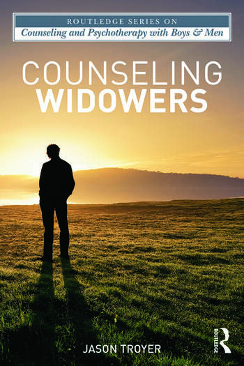 Counseling Widowers book cover