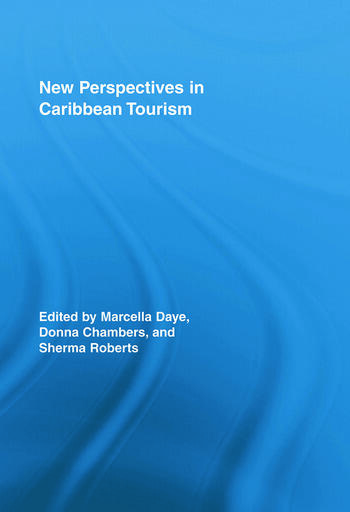 New Perspectives in Caribbean Tourism book cover