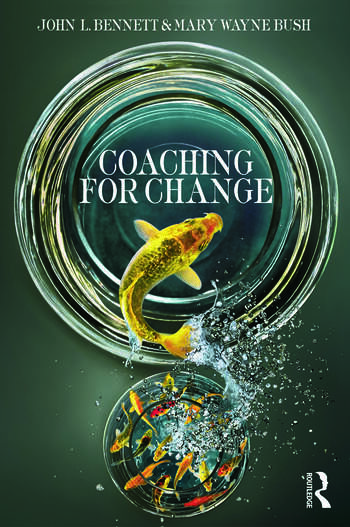 Coaching for Change book cover
