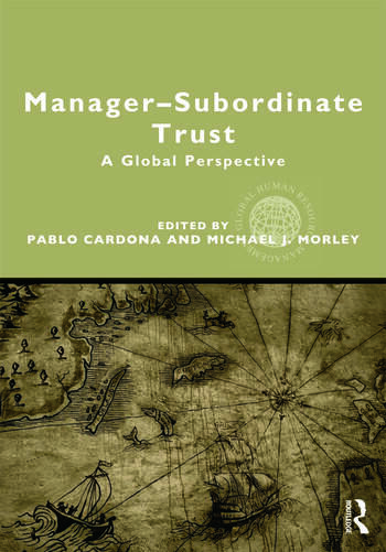 Manager-Subordinate Trust A Global Perspective book cover