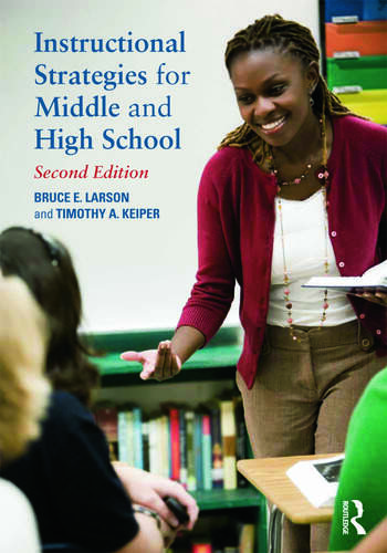 Instructional Strategies for Middle and High School book cover