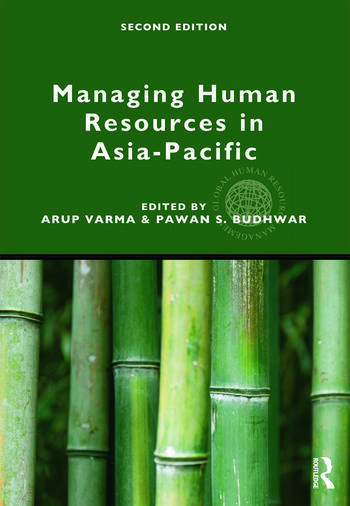 Managing Human Resources in Asia-Pacific Second edition book cover