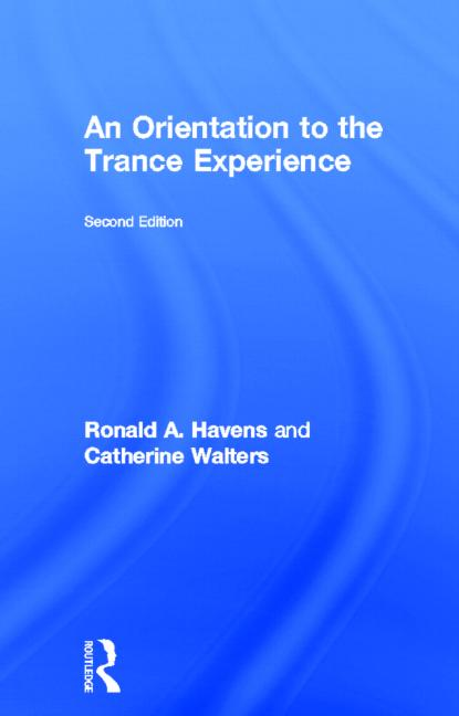 An Orientation to the Trance Experience book cover