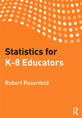 Statistics for K-8 Educators book cover