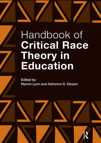 Handbook of Critical Race Theory in Education book cover