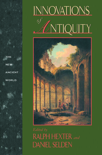 Innovations of Antiquity book cover