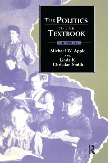 The Politics of the Textbook book cover