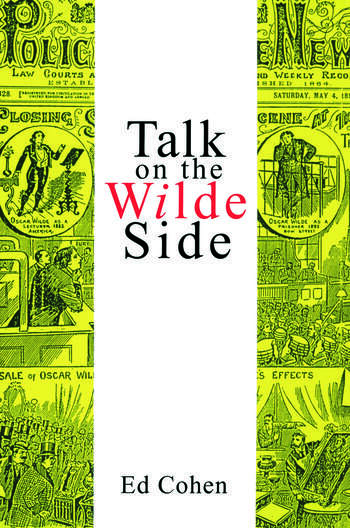 Talk on the Wilde Side book cover
