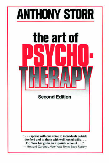 The Art of Psychotherapy book cover