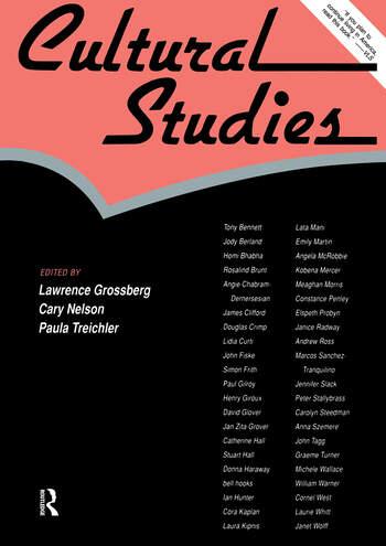 Cultural Studies book cover