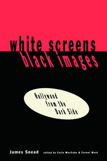 White Screens/Black Images Hollywood From the Dark Side book cover