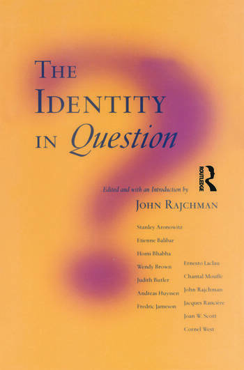 The Identity in Question book cover