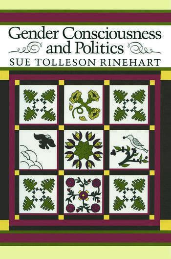 Gender Consciousness and Politics book cover