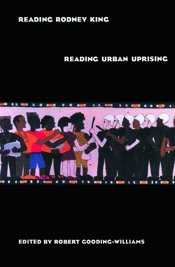 Reading Rodney King/Reading Urban Uprising book cover