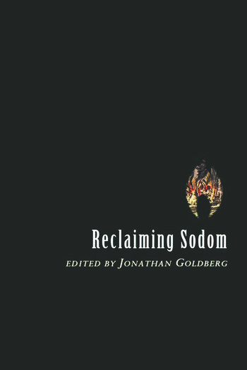 Reclaiming Sodom book cover