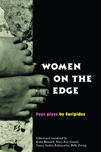 Women on the Edge Four Plays by Euripides book cover