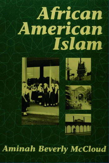 African American Islam book cover