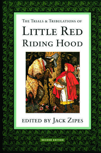 The Trials and Tribulations of Little Red Riding Hood book cover