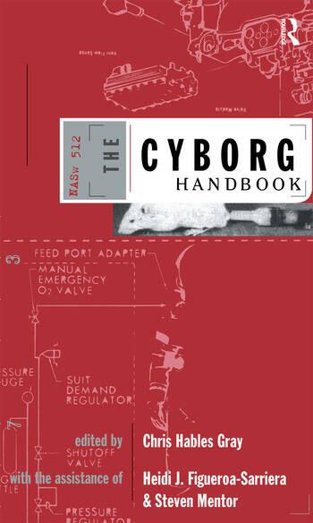 The Cyborg Handbook book cover