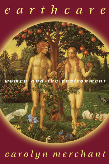 Earthcare Women and the Environment book cover