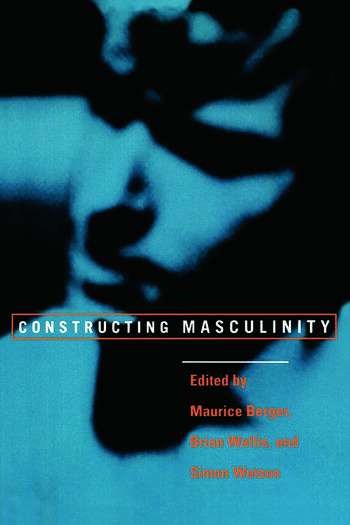 Constructing Masculinity book cover