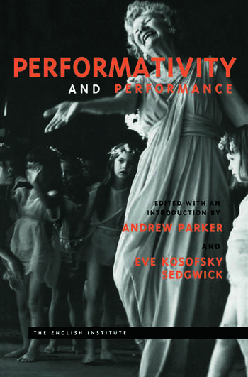 Performativity and Performance book cover