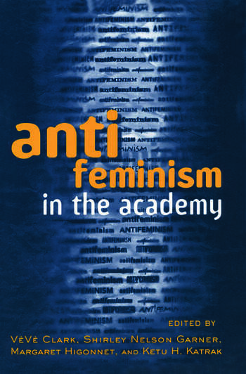 Anti-feminism in the Academy book cover