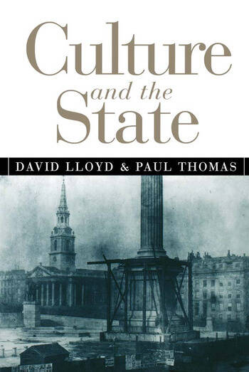 Culture and the State book cover