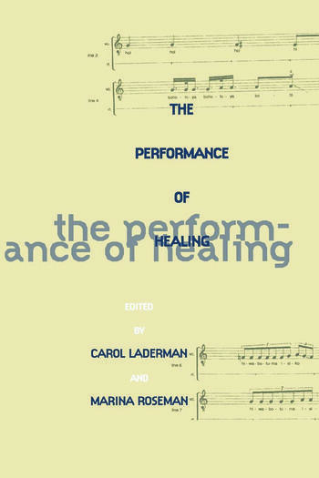The Performance of Healing book cover