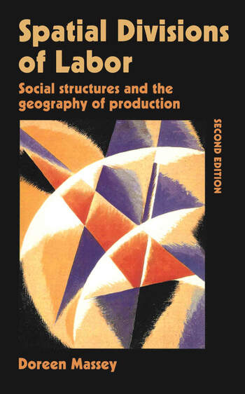 Spatial Divisions of Labor book cover