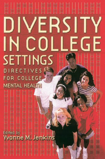 Diversity in College Settings Directives for Helping Professionals book cover