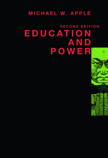 Education and Power book cover