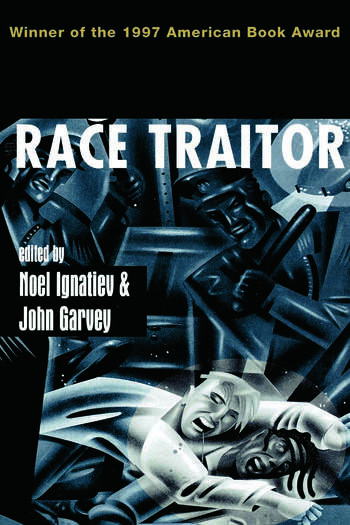 Race Traitor book cover