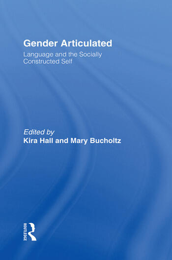 Gender Articulated Language and the Socially Constructed Self book cover