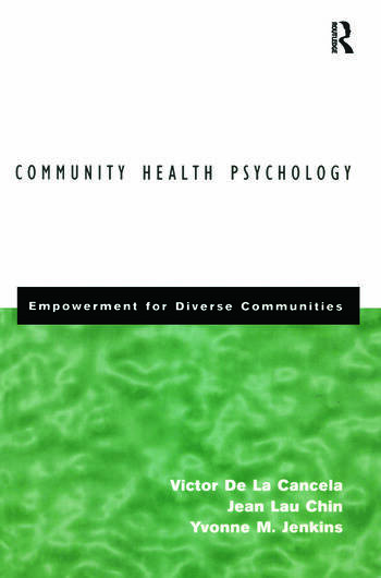 Community Health Psychology Empowerment for Diverse Communities book cover