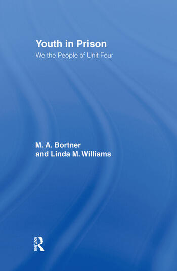 Youth in Prison We the People of Unit Four book cover