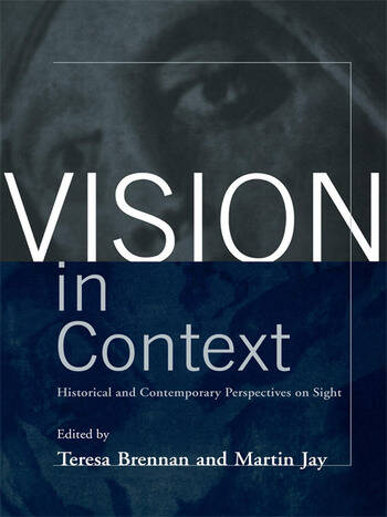 Vision in Context Historical and Contemporary Perspectives on Sight book cover