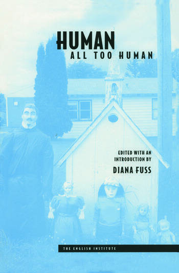 Human, All Too Human book cover