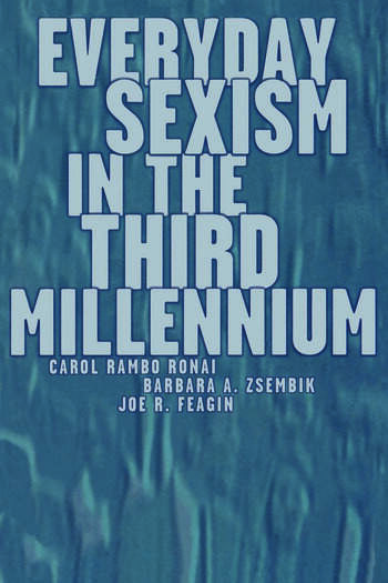 Everyday Sexism in the Third Millennium book cover