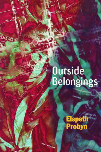 Outside Belongings book cover
