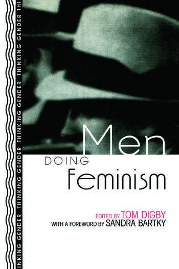 Men Doing Feminism book cover