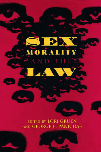 Sex, Morality, and the Law book cover