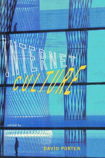 Internet Culture book cover