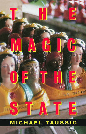 The Magic of the State book cover