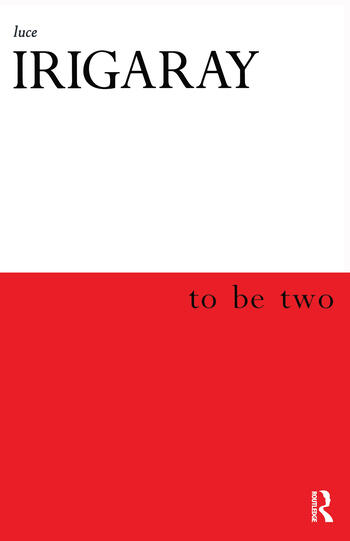 To Be Two book cover